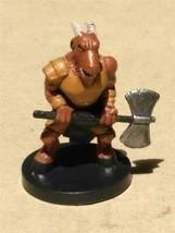 Dungeons & Dragons Miniatures Ibixian #21 D&D Mini Collectible Wizards! - $4.99