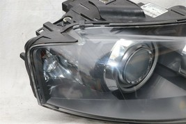 06-08 Audi A3 Xenon HID Headlight Head Light Lamp Passenger Right RH POLISHED image 2