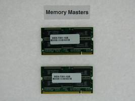 Mem-7301-1gb 1gb Geprüft 2x512 Dram Speichermodule für Cisco 7301 - $203.09