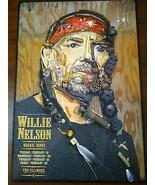 Mint Willie Nelson Fillmore Poster 02 - $49.99