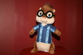 "Build-A-Bear Alvin and the Chipmunks Chipwreaked SIMON 10"" Stuffed Plush... - $13.94"