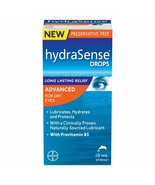HydraSense Eye Drops - Advanced for Dry Eyes 10ml Provitamin B5 - LONG E... - $16.70