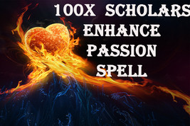 100X 7 Scholars Enhance Passion & Encounters Extreme Advanced Master Magick - $177.77
