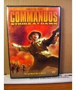 Commandos Strike at Dawn (2003) (DVD) - $6.29
