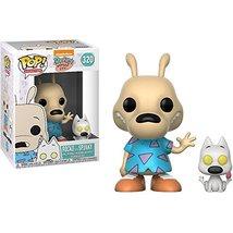 Funko Rocko & Spunky POP! Animation x Nickelodeon Rocko's Modern Life Vi... - $50.00