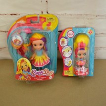 SUNNY DAY 2-Pack Pop-In Style Sunny & Wonder Bun Sunny Pink Bow Mystery ... - $19.80