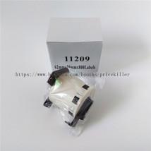 60 x Rolls Brother DK 11209 DK-11209 DK11209 DK-1209 DK1209 Compatible Labels - $420.00