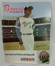 Atlanta Braves 1972 Scorebooks - $8.83