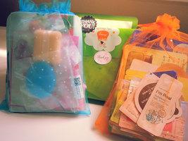 140-Piece Beauty Bag Samples Mask Sheet Bundle - $180.00