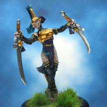 Painted Darkage Miniature Dragyri I - $55.33