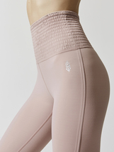 Women Smock It To Me Baby Legging in Lilac, Free People Movement image 4