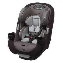 Safety 1st MultiFit EX Air 4-in-1 Car Seat Black Convertible Machine Washable - $269.99