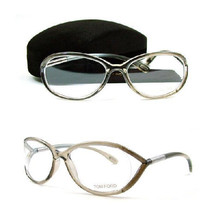 New Tom Ford  Eyeglasses Frame TF5044 906 Size 54mm 100% Authentic Fast ... - $79.20