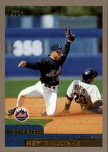 2000 Topps #37 Rey Ordonez New York Mets - $0.99
