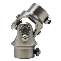 """Forged Stainless Steel Yokes Steering Shaft Universal U-Joint 3/4"""" DD To 3/4"""" DD image 5"""