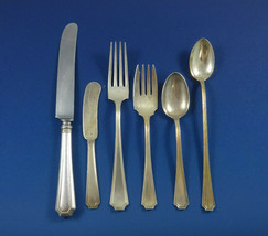 Fairfax by Gorham Sterling Silver Flatware Set For 8 Service 56 Pieces - $3,700.00