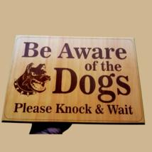 Photo laser engraving on wood   Dog Pets sign Board   wood burning art w... - $38.00