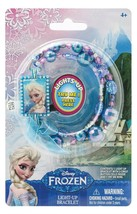 Disney Frozen Elsa Light Up Bead Bracelet - $14.24
