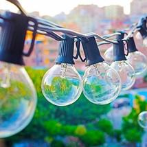 AGIC 50FT Outdoor/Indoor G40 Globe Patio String Lights with UL Certifica... - €39,62 EUR