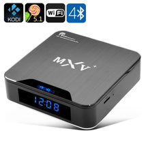 Android 5.1 TV Box - Wi-Fi, Bluetooth 4.0, H.265 Decoding, HDMI 2.0 - $73.99