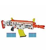 Nerf Gun Fortnite Ar-Durrr Burger Blasters Bullets Motorized Dart Blaste... - $65.44