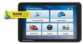 Rand McNally TND Tablet 85 8-inch GPS Truck Navigator with Built-in Dash Cam, Ea - $490.23