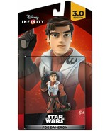 "Disney Infinity 3.0 Star Wars Figure Poe Dameron 3.75"" + Web Code Card NEW - $7.59"
