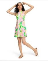 Lilly Pulitzer x Target 20th Anniversary Fan Dance Flamingo Shift Dress ... - $66.63+