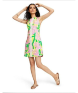 Lilly Pulitzer x Target 20th Anniversary Fan Dance Flamingo Shift Dress ... - $66.63+