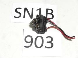 1993-1997 Honda Del Sol Socket Headlight Head Light Oem SN1B903 - $12.22