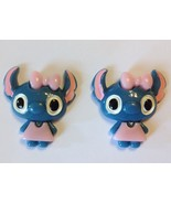 Lilo & Stitch Dressed Resin Cabochons or Add Magnet (Set of 2) - $1.29