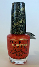 OPI Liquid Sand JINX 0.5oz **NEW** - $10.89
