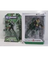 DC Green Lantern Naut Kei Loi & Atomic Infinite Crisis Lot of 2 - Mattel FS - $21.29