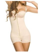 YIANNA Woman Body Reducer Bust Open Corset Without Seams Cummerbund Redu... - $94.24