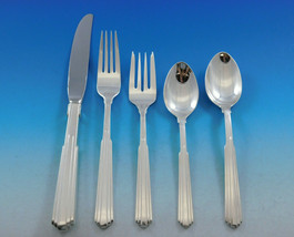 Paramount by Kirk Sterling Silver Flatware Set for 8 Service 40 pieces Modern - $2,995.00
