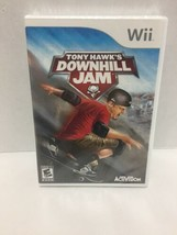 Tony Hawk's Downhill Jam  (Nintendo Wii, 2006) New Old Stock  - $14.84