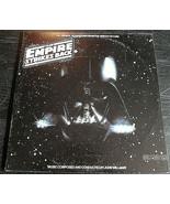 JOHN WILLIAMS: (THE EMPIRE STRIKES BACK) RARE VINYL SOUNDTRACK ALBUM - $123.75