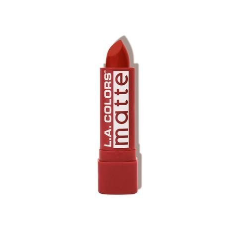 Primary image for L.A. Colors Matte Lip Color, Red Tango, 1 Ounce