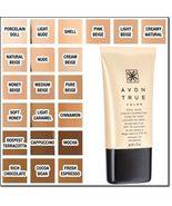 "Avon True Color Ideal Nude Foundation ""Honey Beige"" - $9.25"