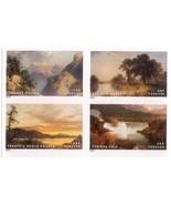 Hudson River School Forever Stamps Booklet Of 20 - $26.24 CAD