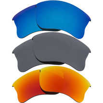 Replacement Lenses for Oakley Half Jacket 2.0 XL Sunglasses Anti-Scratch - $37.13