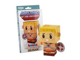 Papercraft Masters He-Man Boxos 4 Figure by FunKo - $9.99