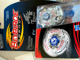Hasbro Beyblade Legends BB-43 Lightning L-Drago L100HF Top Brand New - $38.60