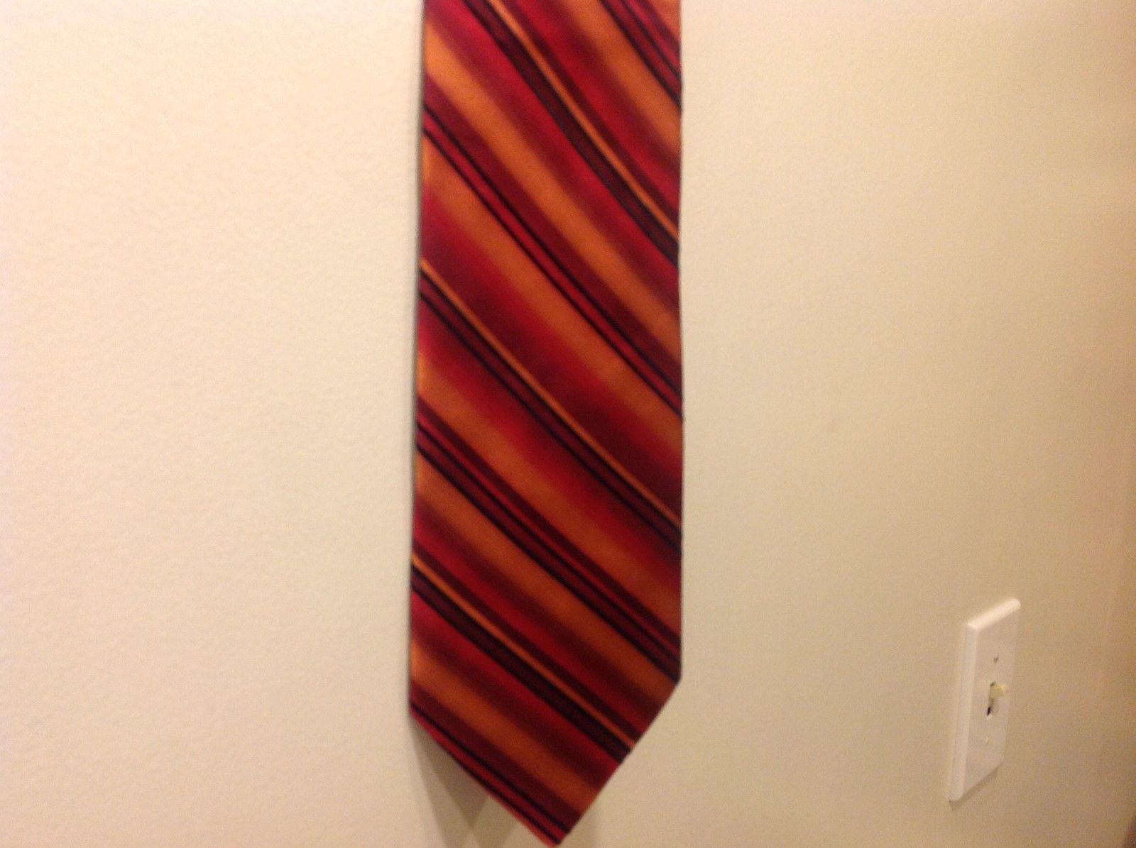 Zylos Platinum George Machado Silk Tie