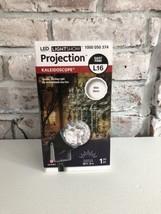 Gemmy Christmas Light show LED Projection Kaleidoscope White  New - £5.98 GBP