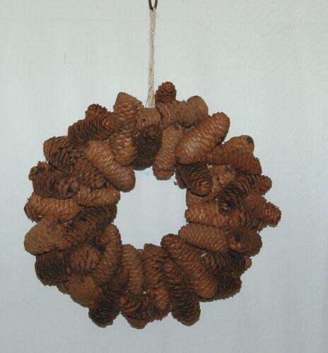 Sage Company XWB13552 Pine Cone Wreath 13 Inches Across
