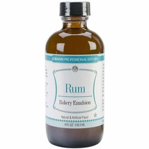 LorAnn Oils Emulsion, Rum, 4 Ounce - $8.99