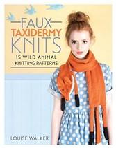 F&W Media David and Charles Books Faux Taxidermy Knits - $20.49