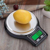 Kitchen Electronic Scale Digital LED Backlight Display Food Baking Scale... - $23.30