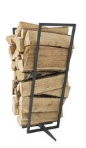 Transparent Log Rack (Black) - $169.00